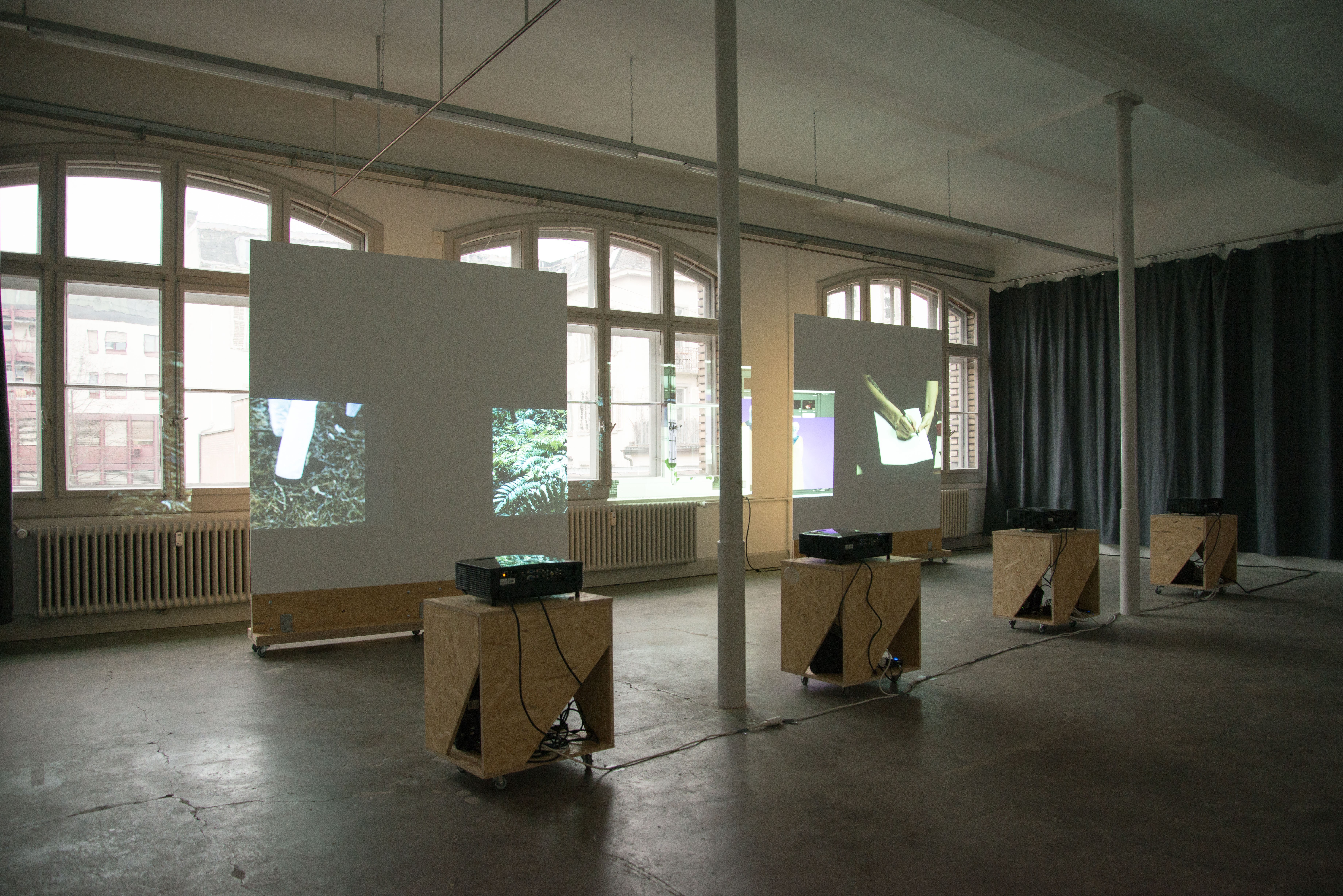 ONCURATING Project Space